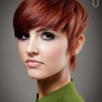 asymmetrische frisuren fur kurze haarschnitte