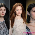 herbst winter 2015-2016 frisuren glattes Haar