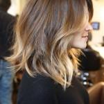 neueste ombre hair bei kurzen haaren 2015