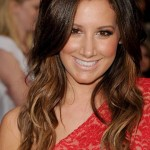 ashley tisdale ombre haare farben