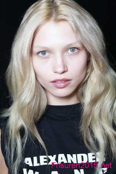frisuren ideen lange haare blondine haare