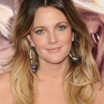 ombre hair farbe trends drew barrymore