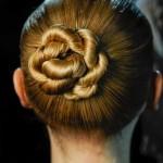 brautfrisuren kurze haare damen