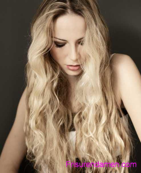 wellige blond haarfarben tipps
