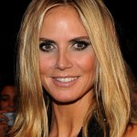 heidi klum frisuren ombre hair