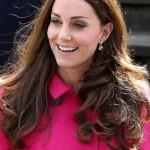 Kate Middleton bruenette frisuren