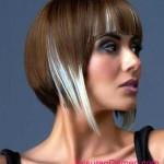 coole frisuren kurz haarfarben