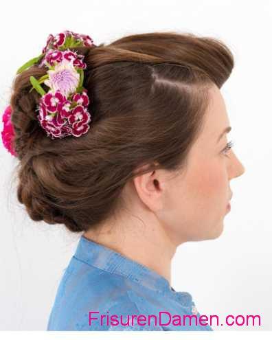 dirndl frisuren fur kurze haare 2015