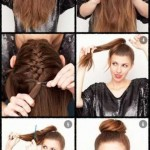 einfache frisuren fur lange haare zum selber machen anleitung (3)