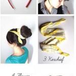 einfache frisuren fur lange haare zum selber machen anleitung (4)