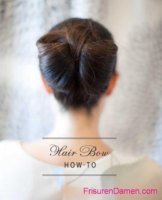 einfache frisuren fur lange haare zum selber machen anleitung (7)
