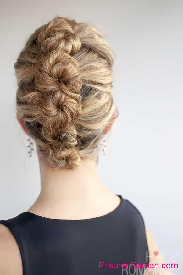 einfache frisuren zum selber machen fur lange haare (4)