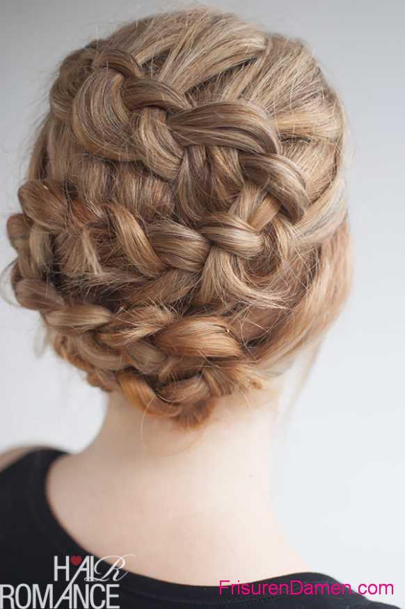 einfache frisuren zum selber machen fur lange haare (7)