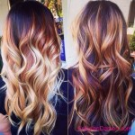 neue frisuren fur ombre hair