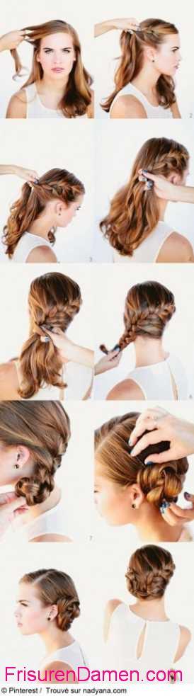 schone frisuren fur lange haare anleitung (4)