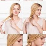 schone frisuren fur lange haare zum selber machen anleitung (6)