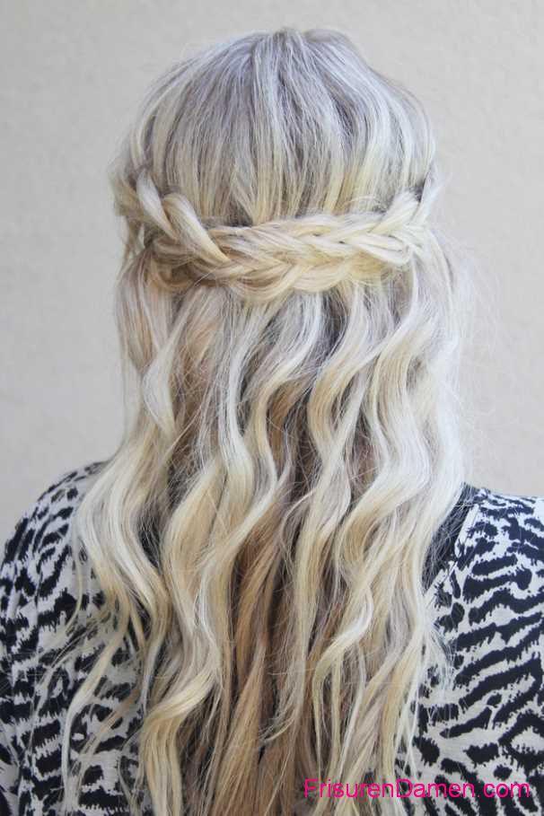 schone frisuren fur lange haare zum selber machen anleitung (7)
