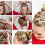 schone frisuren lange haare anleitung (2)