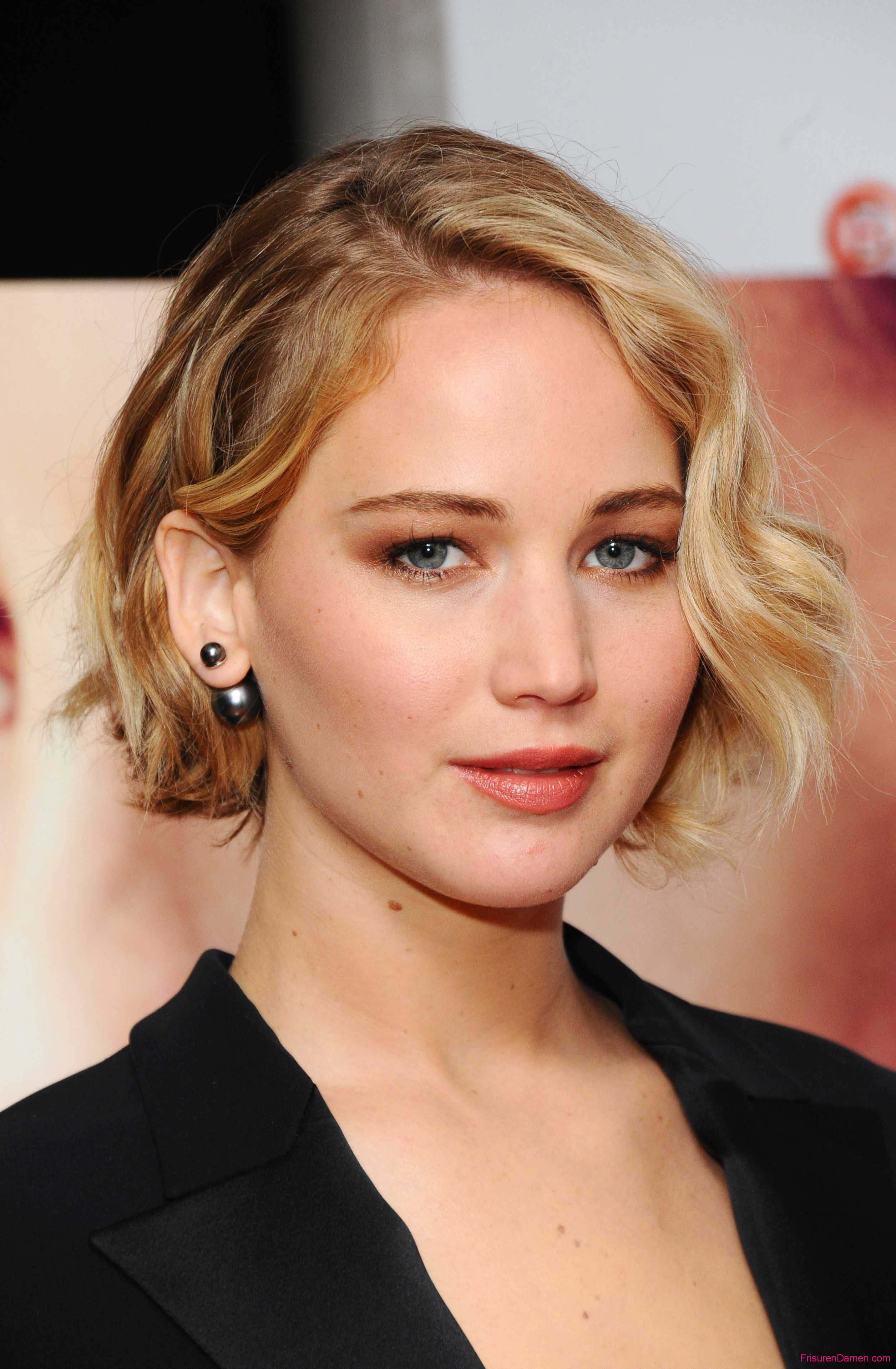 jennifer lawrence kurzhaarfrisuren