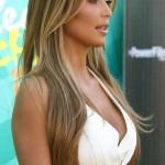 kardashian dunkelblond haarfarben