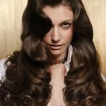 winter hellbraun haarfarben trends 2015