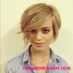 messy bob frisuren