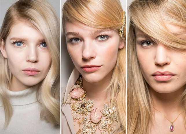 blondine winter frisuren 2015 2016