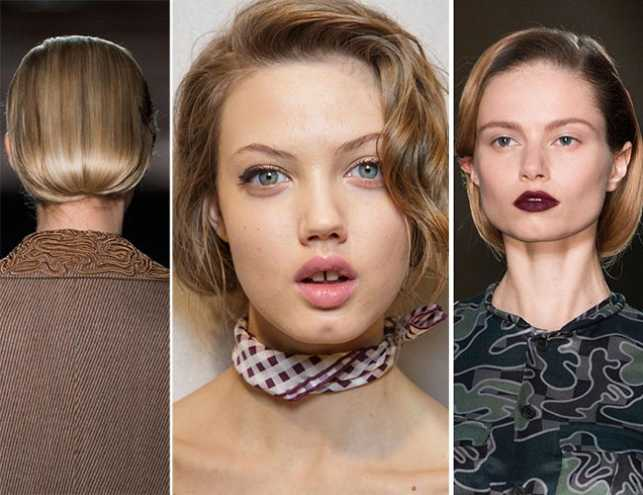herbst winter frisuren 2015 2016 bob