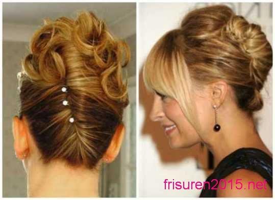 franzosisch twist frisuren schone haare