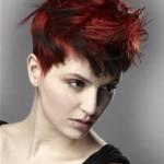 asymmetrische frisuren herbst kurze haare