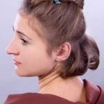 3 voluminose frisuren kurze haare anleitung