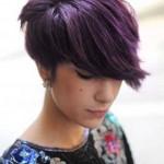 neue pixie frisuren fur lila haare