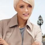 frisuren blond damen