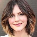 neue ombre hair bei kurzen haaren