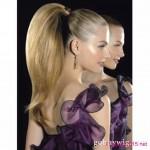 schone ponytail frisuren 2015