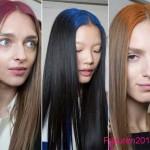 sommer frisuren 2015 haarfarben trends