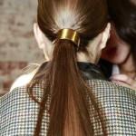 frisuren ideen lange haare pferdeschwanz
