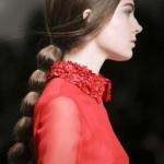 frisuren ideen lange haare ponytail