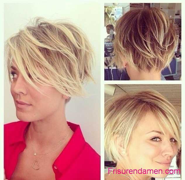 perfektt kurze haare 2015 damen