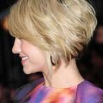 damen bob frisuren kurze geschichtete haare