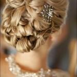 elegante frisuren fur lange haare damen