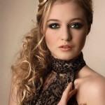 elegante frisuren fur lange haare frauen
