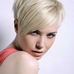 erstaunliche bob frisuren blondine