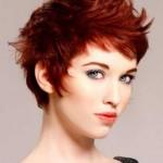 rote sommerfrisuren fur kurze haare