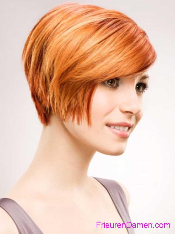schone bob frisuren fur geschichtete haare