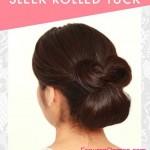 einfache frisuren fur lange haare zum selber machen anleitung (6)