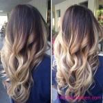 frisuren fur ombre hair haarfarben