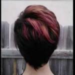 kurze frisuren fur ombre hair