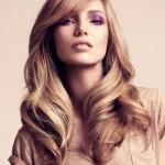 romantische lange haare frisuren