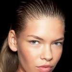 schnelle frisur fur nasse haare lange